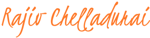 Rajiv Chelladurai Logo